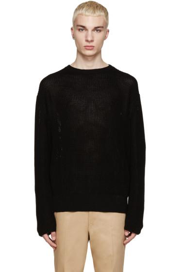 Yang Li - Black Knit Sweater