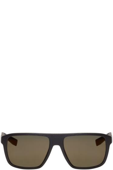 Mykita - Black Mylon Buzz Sunglasses