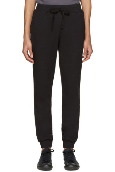 Naked & Famous Denim - Black Lounge Pants