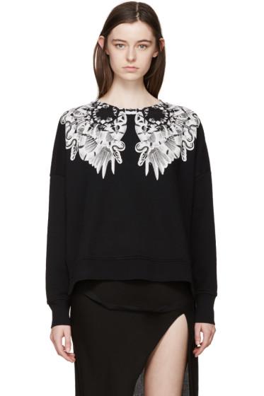 Marcelo Burlon County of Milan - Black Wings Morella Sweatshirt