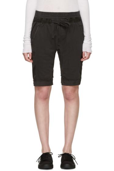 Haider Ackermann - Grey Perth Lounge Shorts