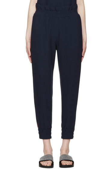 Mother of Pearl - Navy Rita Kadi Lounge Pants