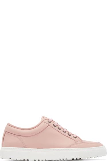ETQ Amsterdam - Pink Low 2 Sneakers