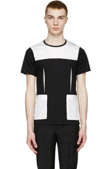 Christian Dada - Black & White Hollywood T-Shirt