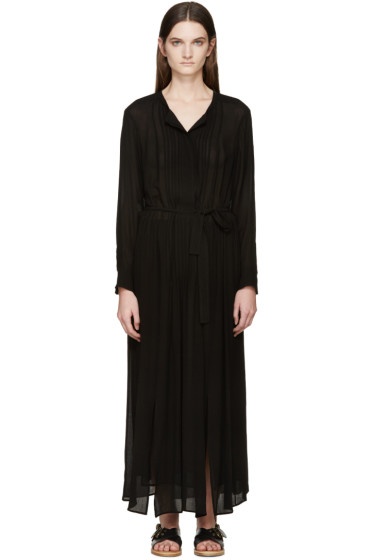 Isabel Marant Etoile - Black Long Keisha Dress