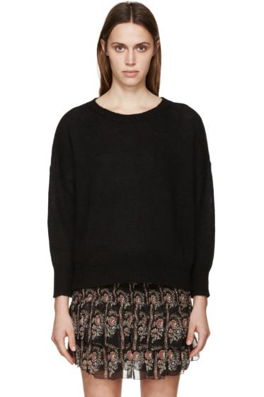 Isabel Marant Etoile - Black Alpaca Risha Sweater