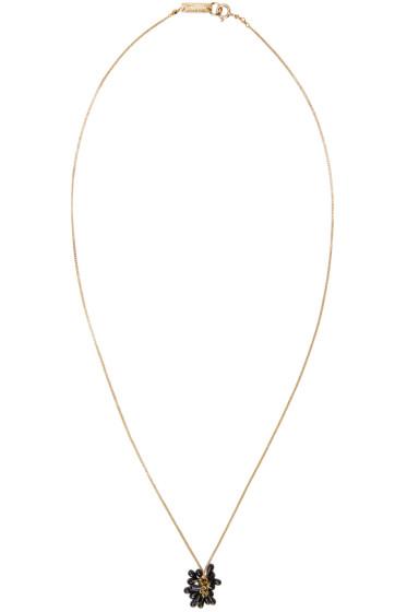 Isabel Marant - Black Tanger Necklace