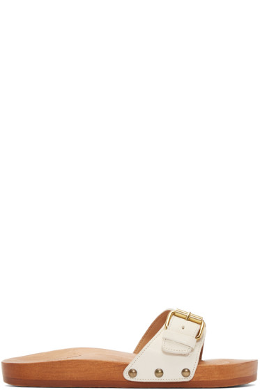 Isabel Marant - Off-White Tadley Sandals