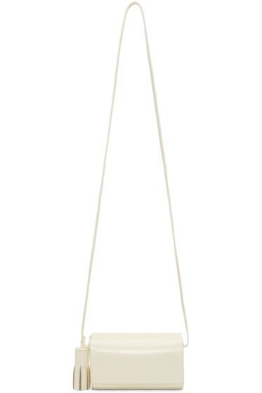 Building Block - Ivory Petite Bag