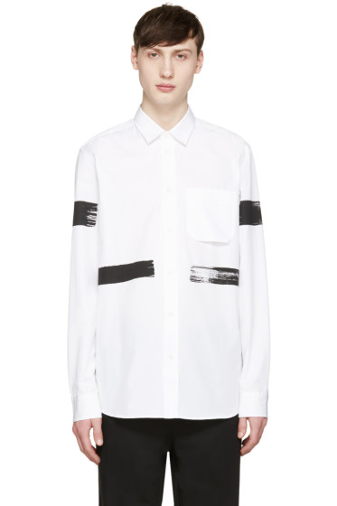 OAMC - White Tradition Shirt