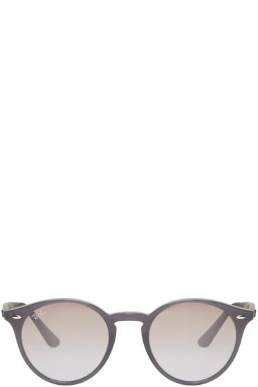 Ray-Ban - Grey Round Sunglasses
