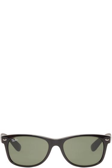 Ray-Ban - Black New Wayfarer Classic Sunglasses