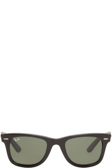 Ray-Ban - Black Original Wayfarer Classic Sunglasses