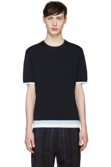 Tomorrowland - Navy Chicko T-Shirt