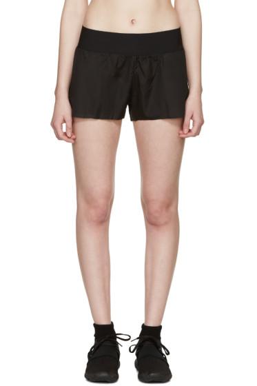 Y-3 SPORT - Black Ultralight Shorts