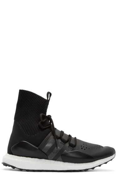 Y-3 SPORT - Black Approach Sneakers