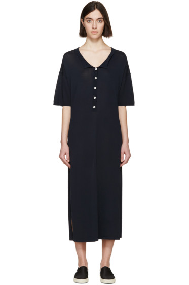Totême - Navy Belize Dress