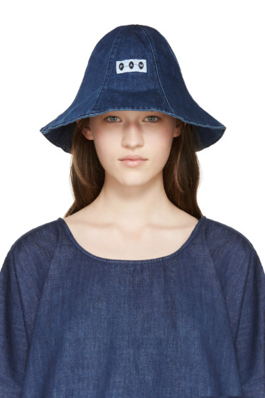 Perks and Mini - Indigo Denim Bucket Hat