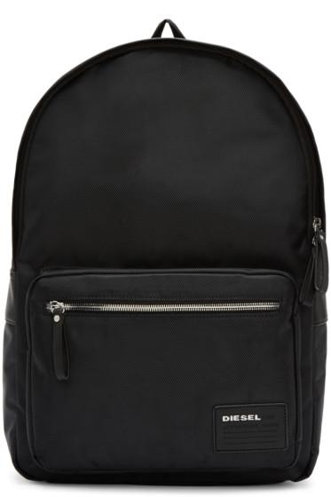 Diesel - Black Drum Roll Backpack