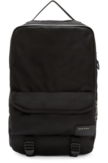 Diesel - Black F-Close Backpack