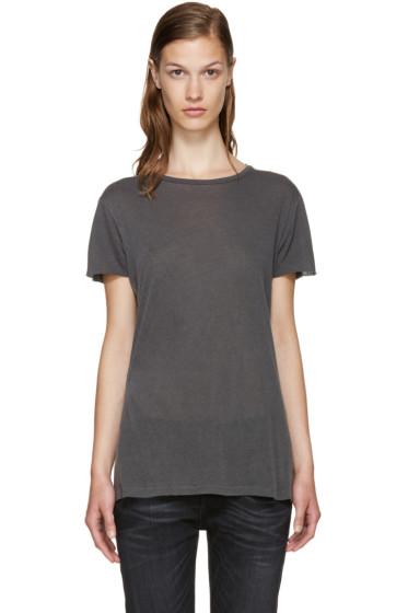 R13 - Grey Classic T-Shirt