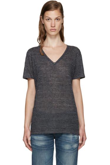Rag & Bone - Black & White Base T-Shirt