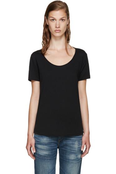 Rag & Bone - Black Slacker T-Shirt