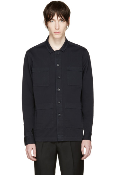 Tiger of Sweden - Navy Twill Jacket
