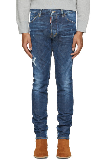 Dsquared2 - Indigo Cool Guy Jeans