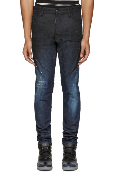 Dsquared2 - Navy Cool Guy Jeans
