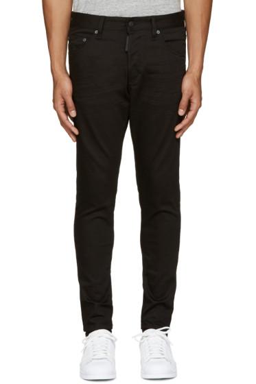 Dsquared2 - Black Bull Skinny Dan Jeans