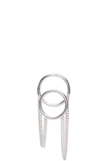 Maison Margiela - Silver Chain Ring