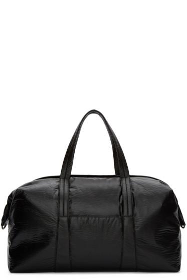 Maison Margiela - Black Nylon Duffle Bag