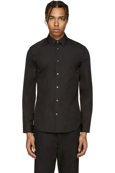 Maison Margiela - Black Slim Shirt