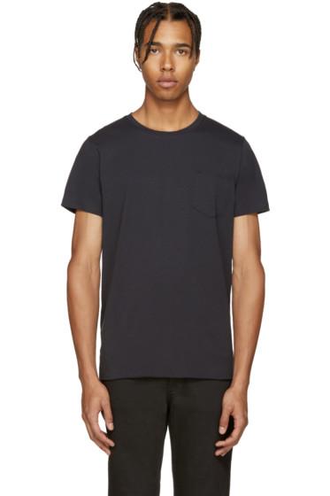 A.P.C. - Navy James T-Shirt