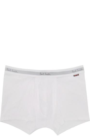 Paul Smith - White Boxer Briefs