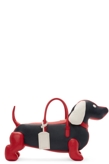 Thom Browne - Tricolor Funmix Hector Bag