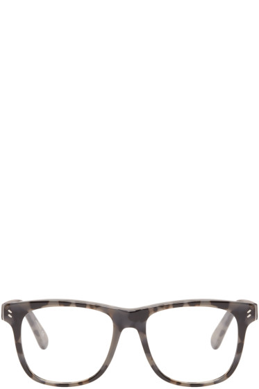 Stella McCartney - Black Square Optical Glasses
