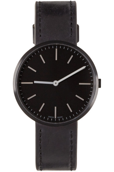 Uniform Wares - Black M37 Watch