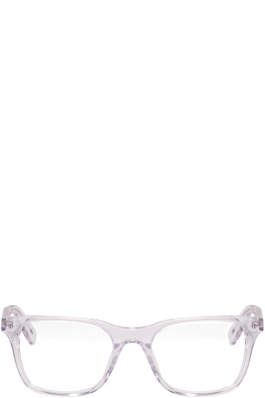 All In Eyewear - Clear York Glasses