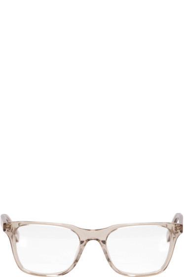 All In Eyewear - Taupe York Glasses