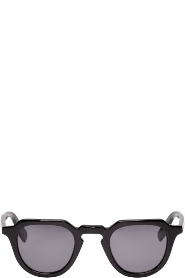 All In Eyewear - Black Voltaire Sunglasses