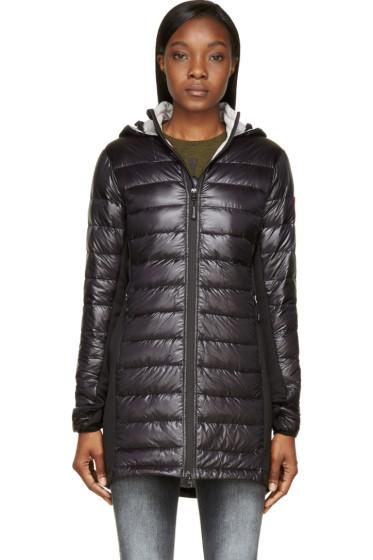 Canada Goose - Black Hybridge Lite Coat