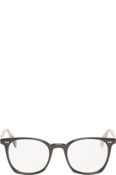 Oliver Peoples - Black L.A. Coen Optical Glasses