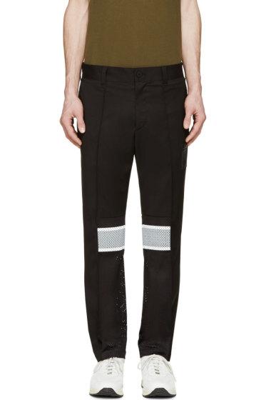 Phenomenon - Black Hockey Jersey Trousers