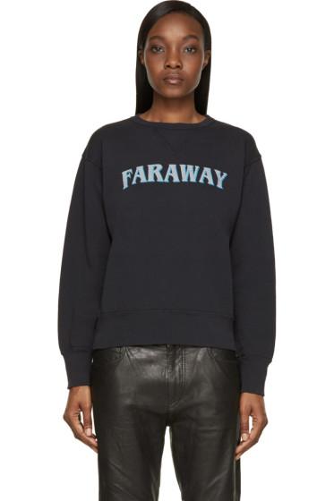 Isabel Marant Etoile - Black Faraway Eric Sweatshirt