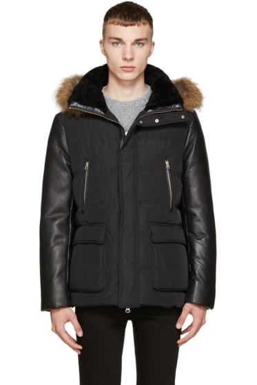 Mackage - Black Down Classic Gavin-F5 Coat