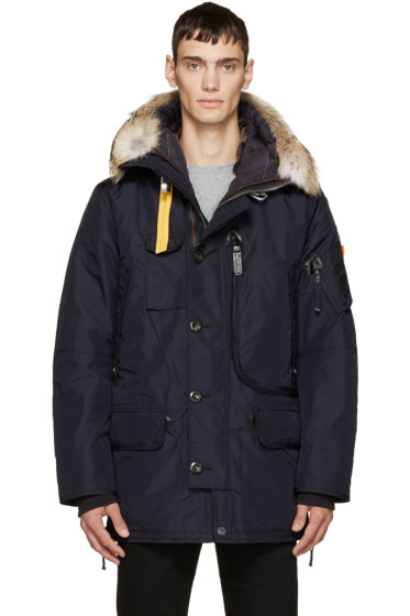 Parajumpers - Deep Navy Kodiak Coat