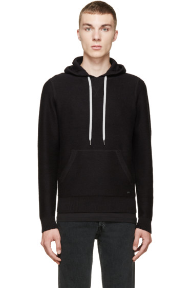 Marc by Marc Jacobs - Navy Jeremy Hoodie
