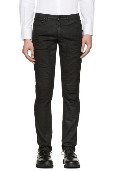 Belstaff - Black Slim Eversley Jeans